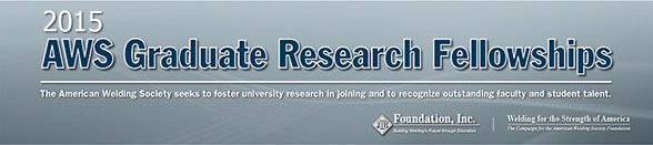 2015 AWS Graduate Research Fellowship