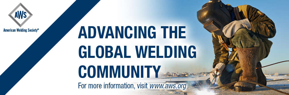 Advancing the Global Welding Community