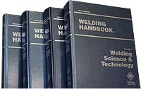 Welding Handbook Covers