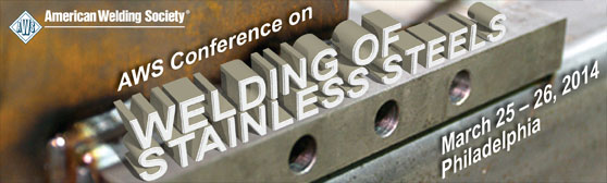 Stainless Steel Welding Conference