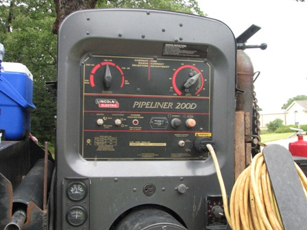 Lincoln Welders For Sale >> Welding Rig And Lincoln 200d Welding Machine For Sale