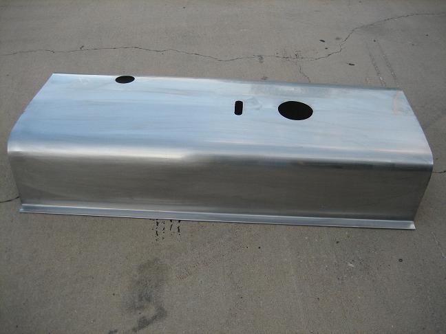 Lincoln replacement sheetmetal