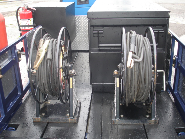 Homemade welding cable reels? on homemade titanium, homemade saw, homemade plastic, homemade storage,