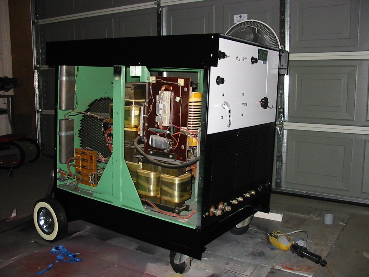 hot rod ucc 305 rh app aws org Linde Welding Machine Parts Linde UCC 305 TIG Welder