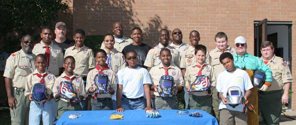 Boy Scouts of America Welding Merit Badge