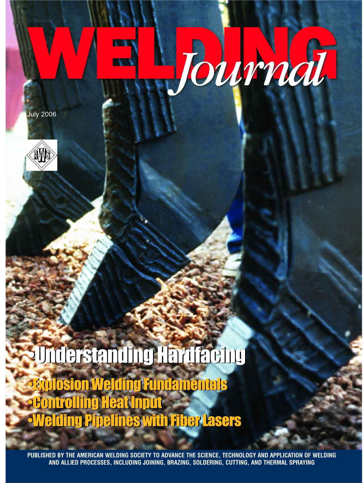 July WJ Cover